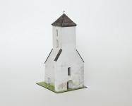Zvyšky ranogotického kostola v Gerlachove