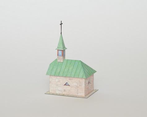 Kaplnka na Zadedovej