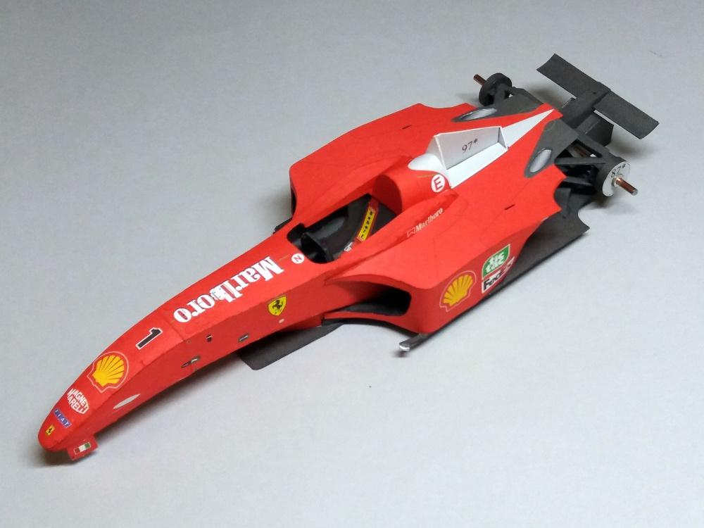 Ferrari F2001 - Michael Schumacher - 2001