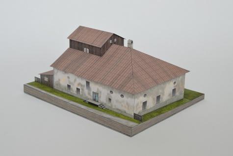 Vodný mlyn v Kostolanoch nad Hornádom