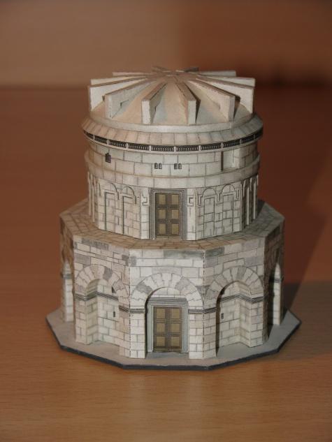 Hrobka krále Theodoricha - Ravenna