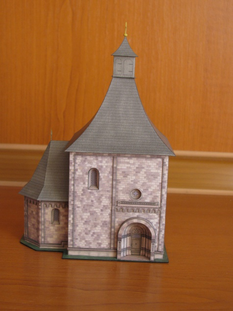 Kostel sv. Mikuláše - Vinec
