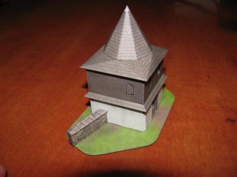 Zvonice - Polom