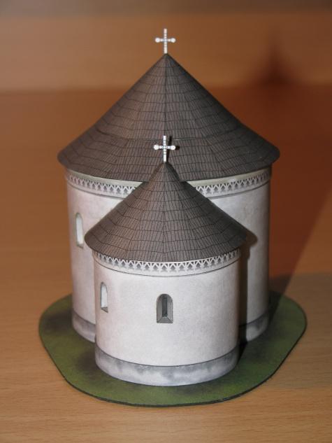 Rotunda sv. Kríža – Križovany nad Dudváhom