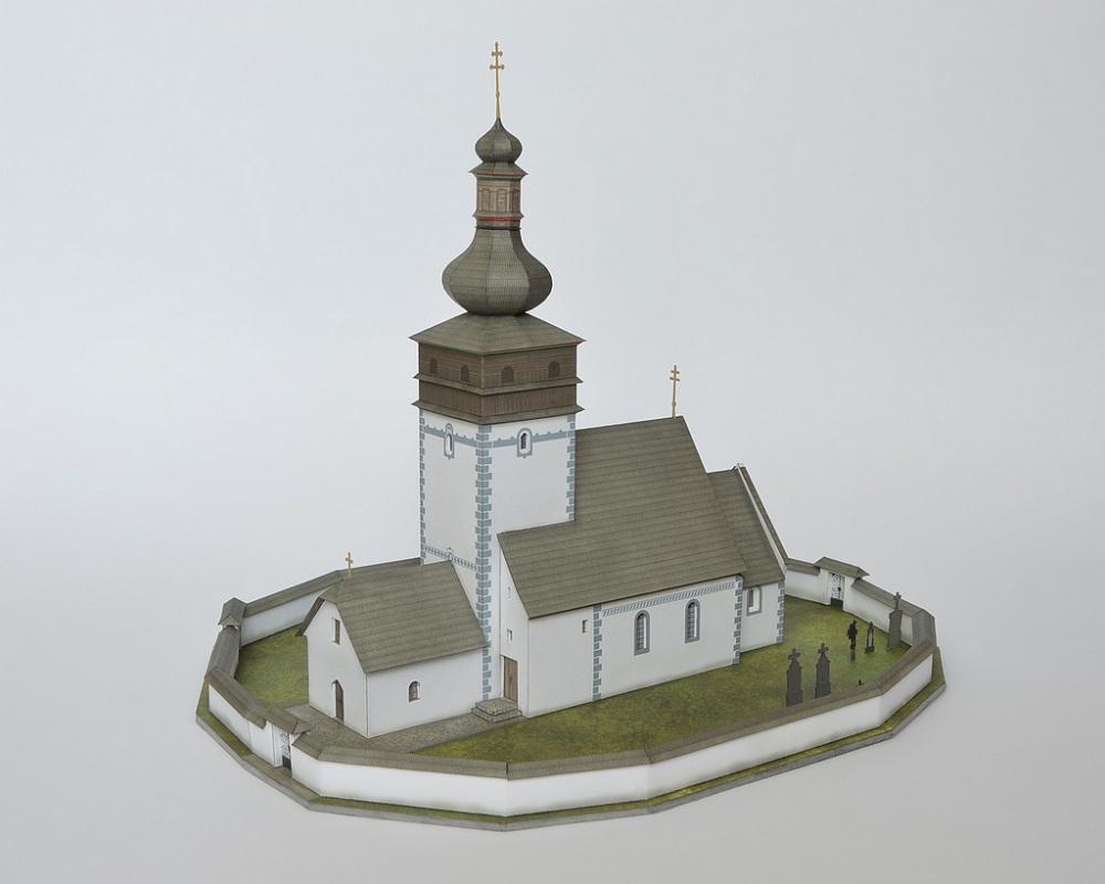 Kostol sv. Mikuláša v Porube