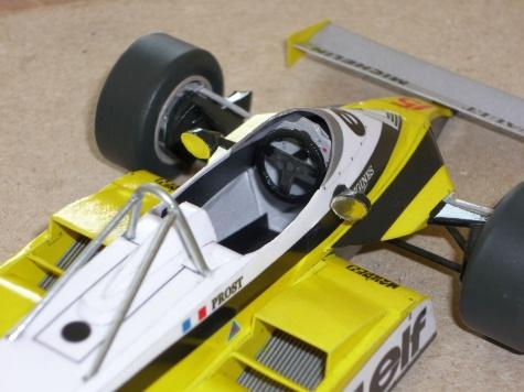 Renault RE-30 - Alain Prost - GP Nizozemí 1981