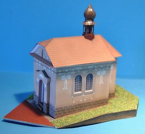 Kaple sv. Petra a Pavla VŘESOVICE