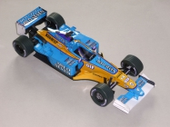 Renault R202 - Jarno Trulli - 2002