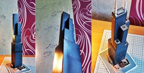 Sears Tower (od roku 2009 Willis Tower)