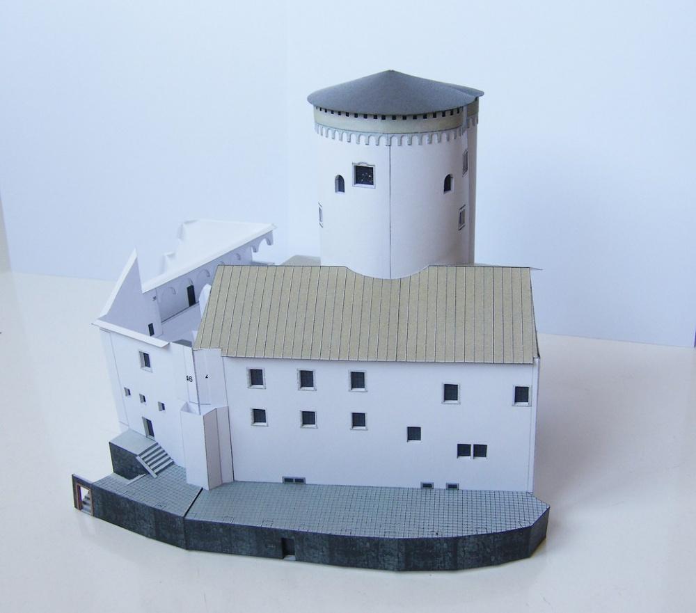 Budatínsky hrad