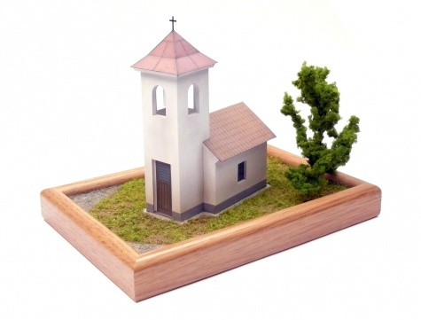 Kaplička v Tišicích - Kozlech