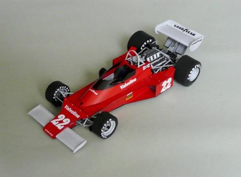 Ensign N176, 1976