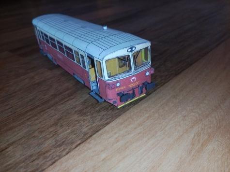 Motorový vůz 810 492-9 ZSSK