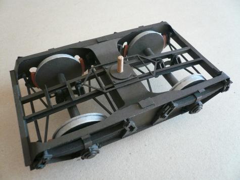 Plošinový vagon s klanicemi  401Ze
