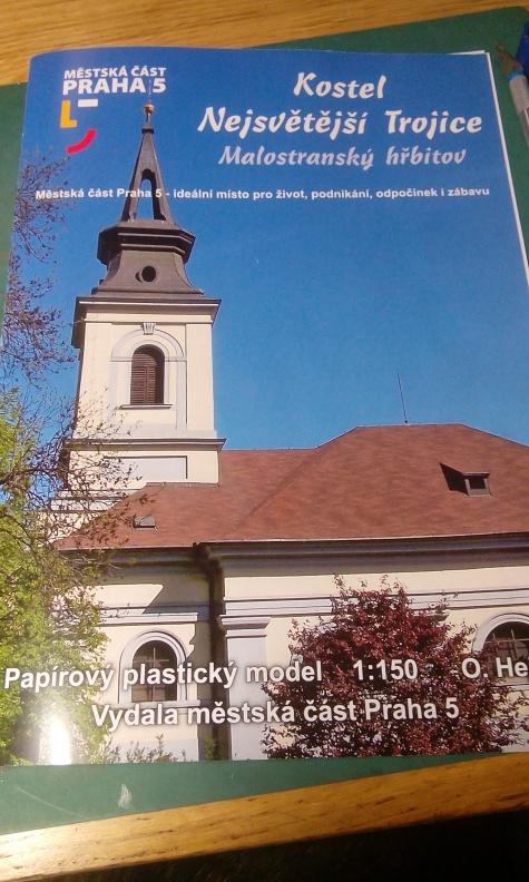 Kostel Nejsvětější Trojice -  Praha