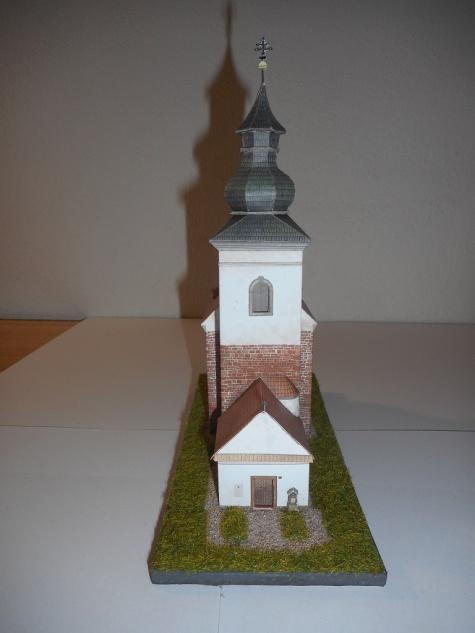 Kostel sv. Jakuba – Stříbrná Skalice