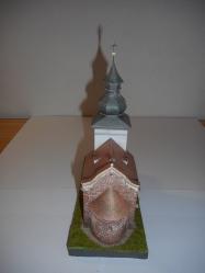 Kostel sv. Jakuba – Støíbrná Skalice
