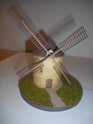Vìtrný mlýn Jalubí