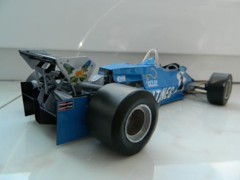 LIGIER JS21 J.P.Jarier GP Francie 1983