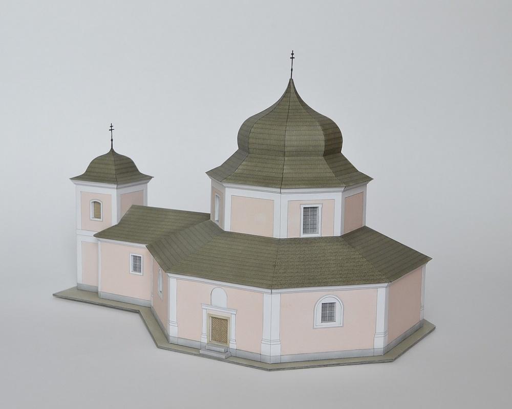Kostol sv. Barbory, Pročevily