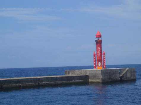 Nishinoomote lighthouse