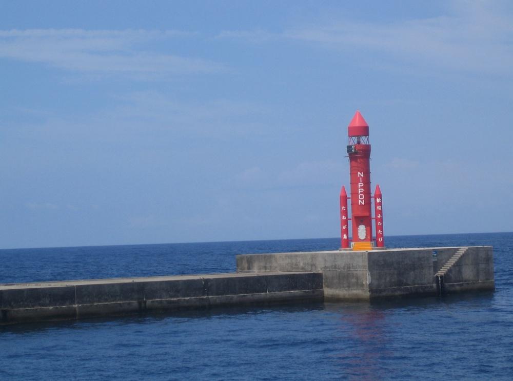 Nishinoomote lighthouse