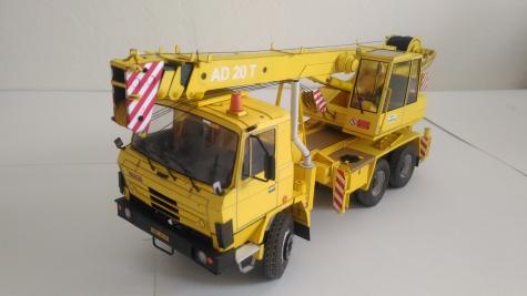 Tatra 815 6x6 AD 20T RW