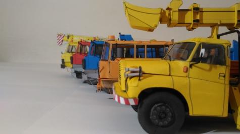 Modely Tatra