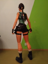 Lara Croft 160cm Free