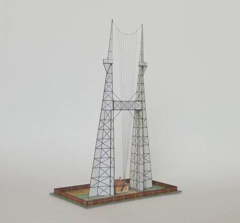 Rádiokomunikačné stožiare Jozefa Murgaša