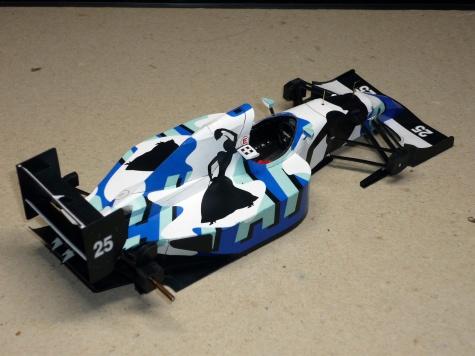 Ligier JS 39 - Martin Brundle - GP Japonska 93
