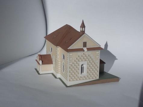 Kostel Sv. Ondřeje, Bezděkov