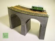 Železnièní viadukt