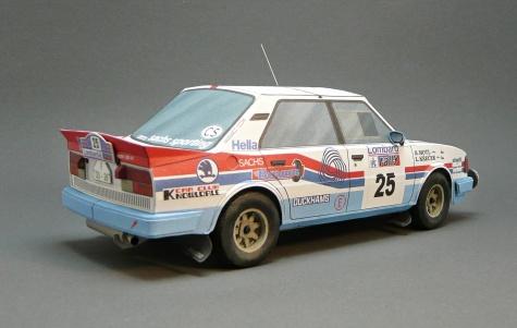 Škoda 130LR - Křeček