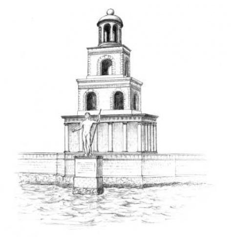 maják  Portus Romanus