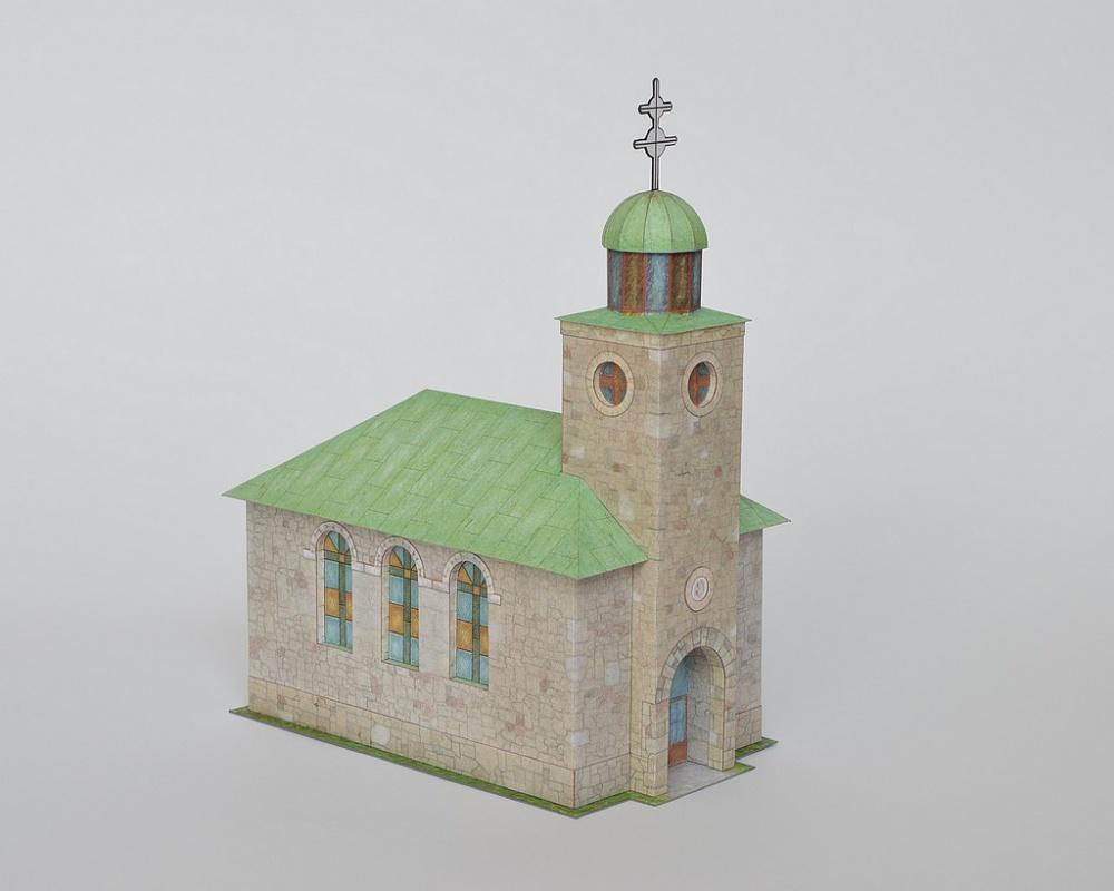 Kostol Sedembolestnej Panny Márie na kalvárii, Oščadnica