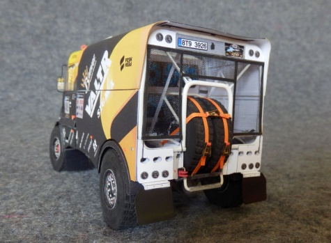 Tatra Jamal 4x4 Bonver - AER 2017