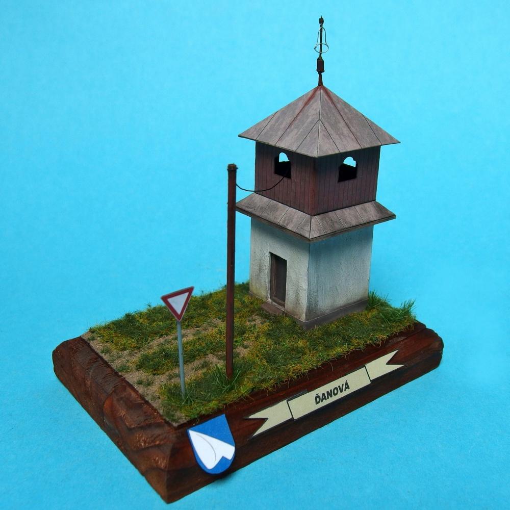 Zvonica z Ďanovej