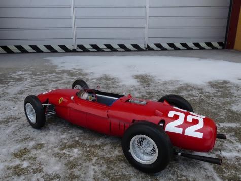 Ferrari 156 P 1960