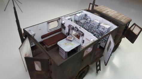 GAZ-66 KShM R-142N