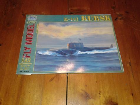 K 141 Kursk