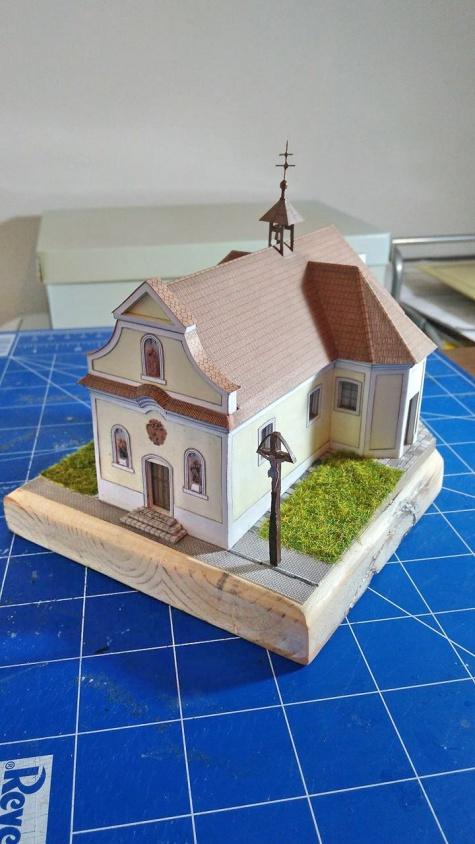 Kaple Nejsvětější Trojice - Strážovice