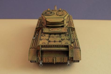 Britský tank Cromwell 3A