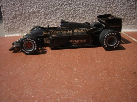 Lotus 97T, Ayrton Senna, GP Portugal, 1985