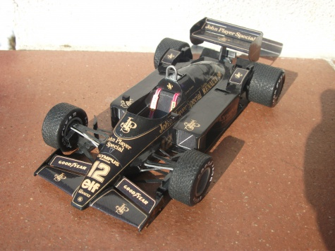 Lotus 97T, Ayrton Senna, GP Portugal, 1985