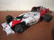 McLaren MP4/2, Niki Lauda, GP Austria, 1984
