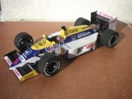 Williams FW1, Nigel Mansell, GP Belgium, 1986