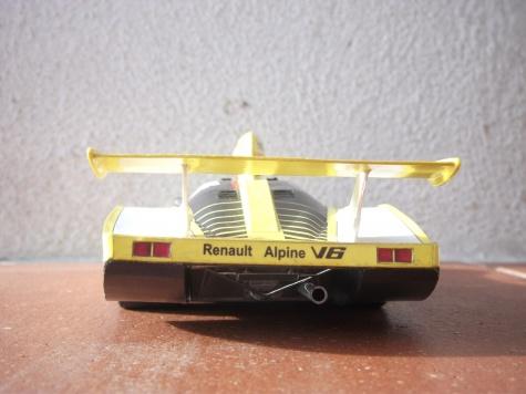 Renault Alpine A443, J. P. Jabouille, P. Depailler, Le Mans, 1978