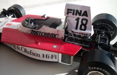 Surtees TS16, Carlos Pace, GP Monaco, 1974