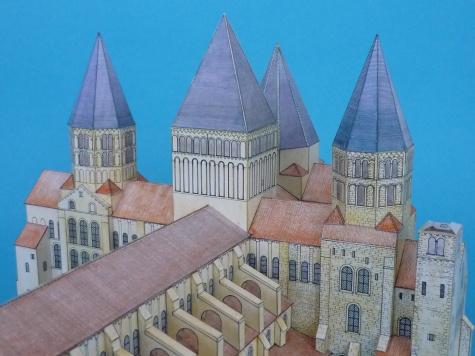 bazilika Cluny